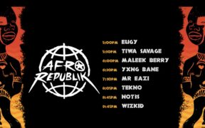 Afrorepublik 02 London live