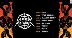 Afrorepublik 02 London live